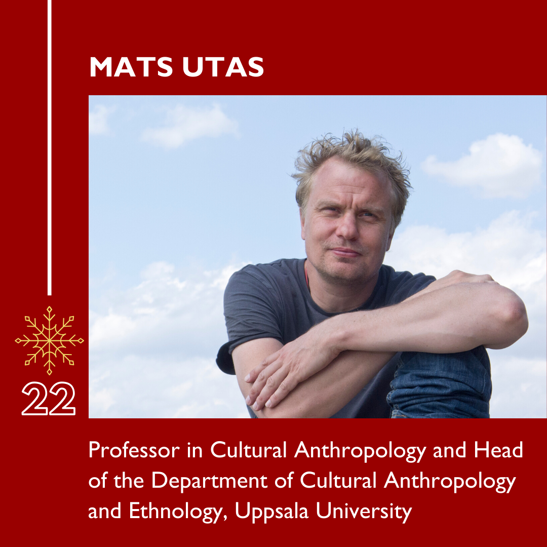 Photo of Mats Utas